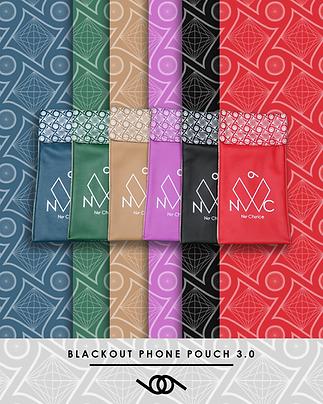 Blackout Phone Pouch 3.0