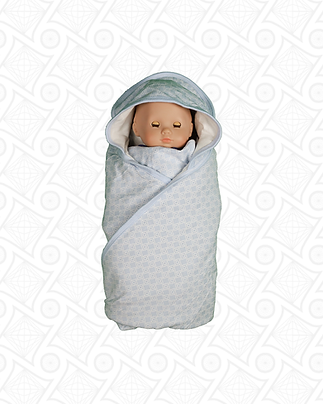 EMF Protective Baby Swaddle