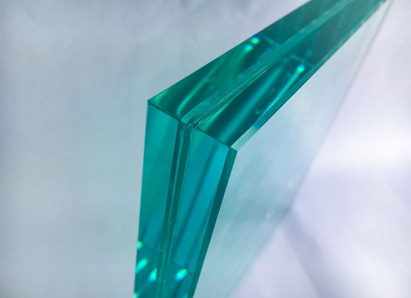 13.5mm Toughened Laminated Glass Panels Various sizes