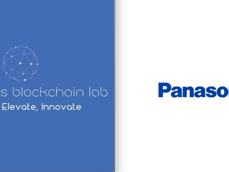 LA Blockchain Lab and Panasonic Team Up to Promote Blockchain Development, Announce First Event