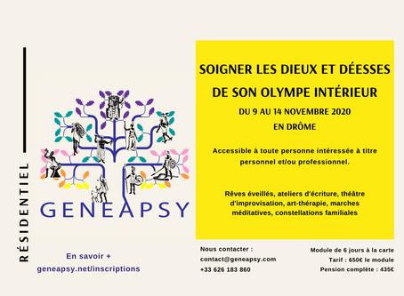Résidentiel : Soigner les Dieux et les Déesses de son Olympe intérieur