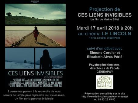 """""""Ces liens invisibles"""" - de Marine Billet"""