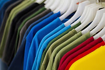 bigstock-Colorful-T-shirts-On-Hang-For--
