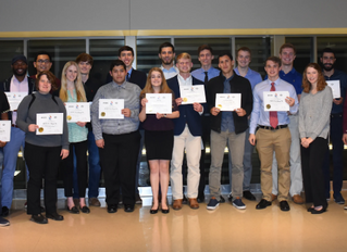 Spring 2018 Induction Ceremony