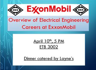 ExxonMobile Tech Talk
