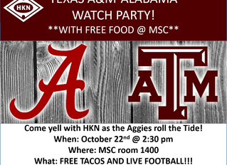 Alabama Game Watch Party