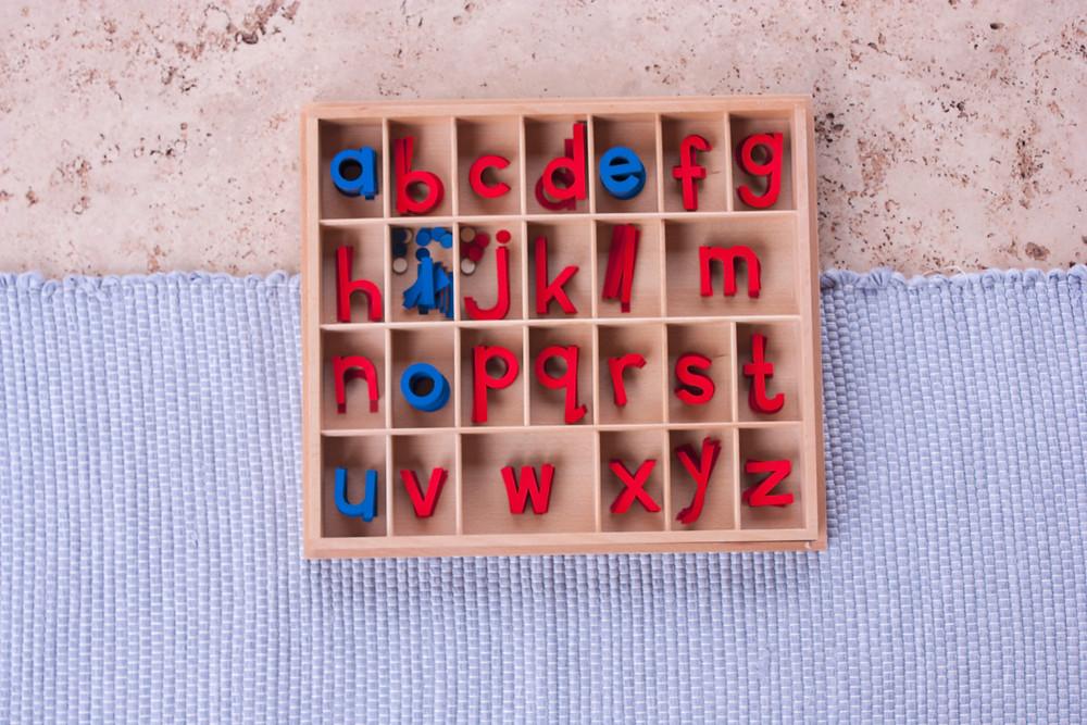 o alfabeto movel