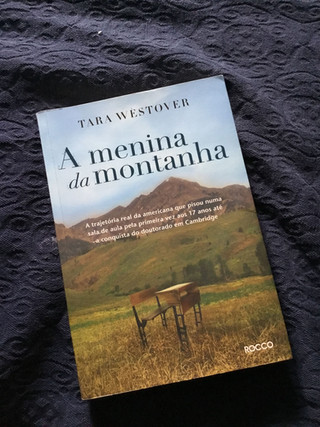 A MENINA DA MONTANHA, DE TARA WESTOVER