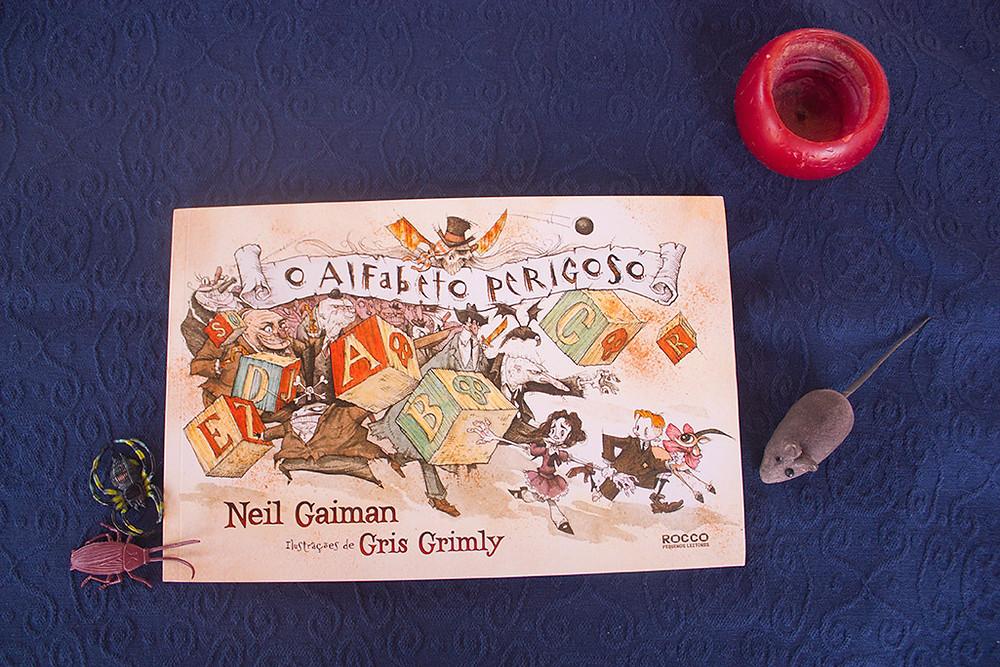 O alfabeto perigoso, Neil Gaiman Gris Grimly