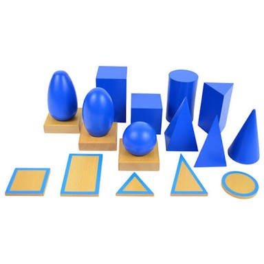 Sólidos Geométricos com bases