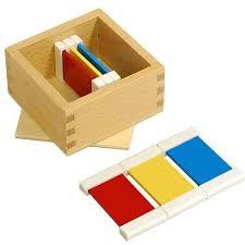 Caixa de Cores n° 1