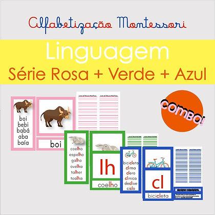 Combo Série de Linguagem