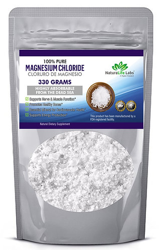 Magnesium chloride 330g flakes