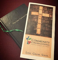 Book Study at Communty Congregational UCC