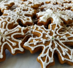 Everything #gingerbread this week! These