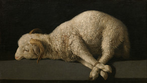 Look, the Lamb of God!
