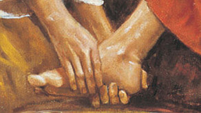 HANDS OF HUMILITY!