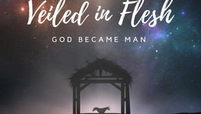Veiled in flesh the Godhead see
