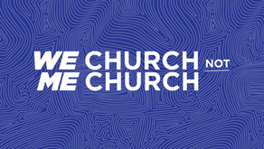 """The church lives for """"we"""" not """"me"""""""