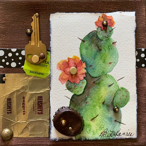COLLAGE: ARTSY FARTSY COLLAGE with Edna Harris......10/28  More info