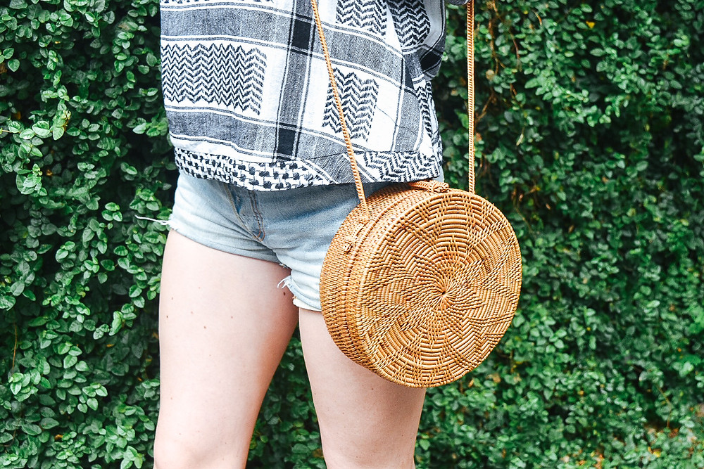 The Best Basket Bags for Summer 2017