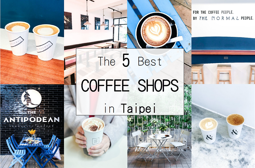 The 5 BEST Coffee Shops in Taipei l A Style Alike