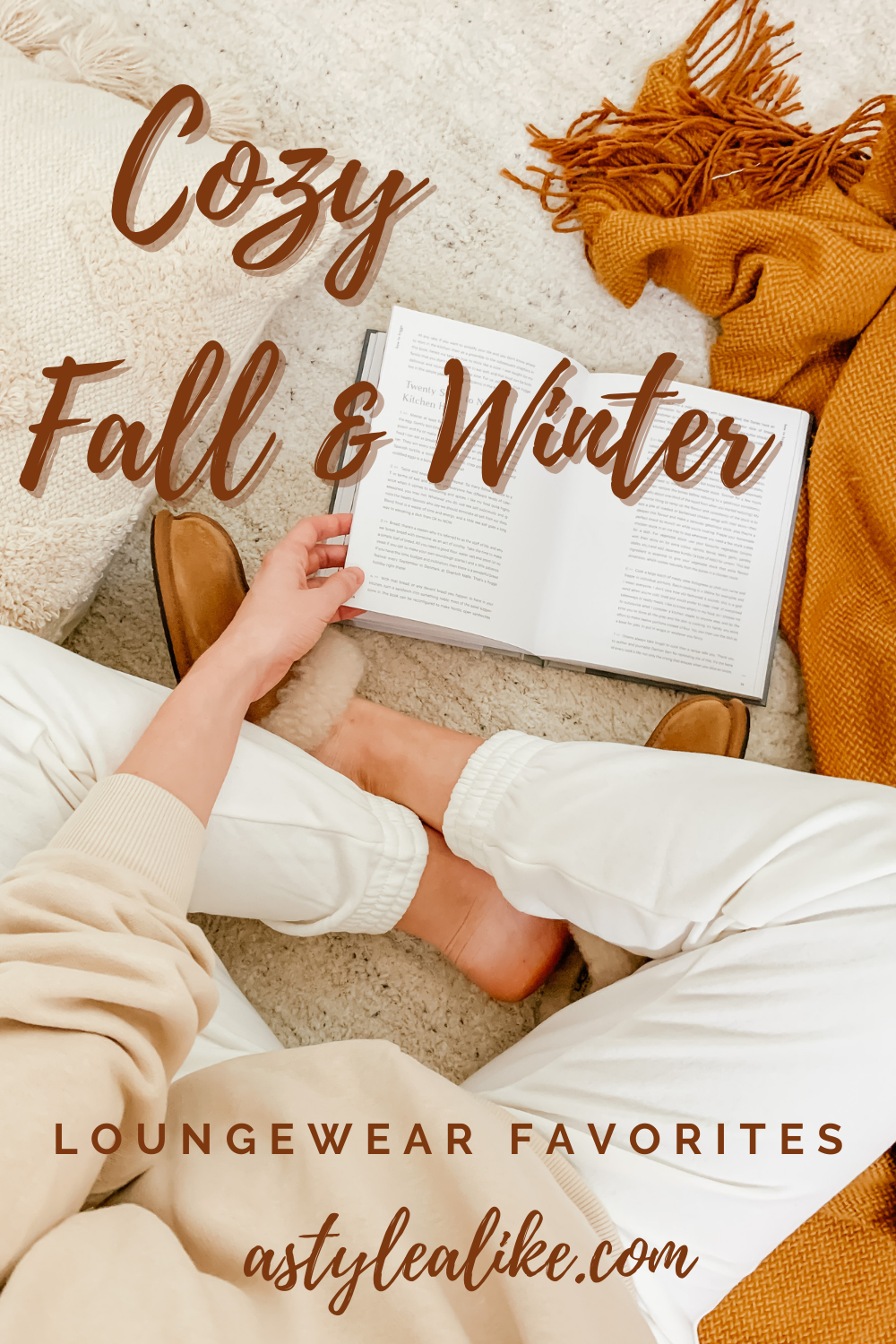Cozy Fall & Winter Loungewear Favorites (A Style Alike)