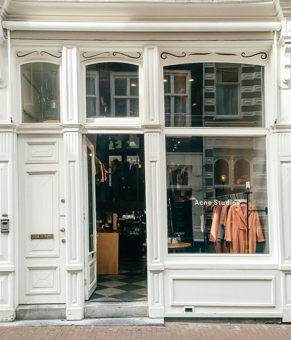 Amsterdam De 9 Straatjes Acne Studios.A Guide to Amsterdam l Travel Guide l A Style Alike l 5 Days in Amsterdam