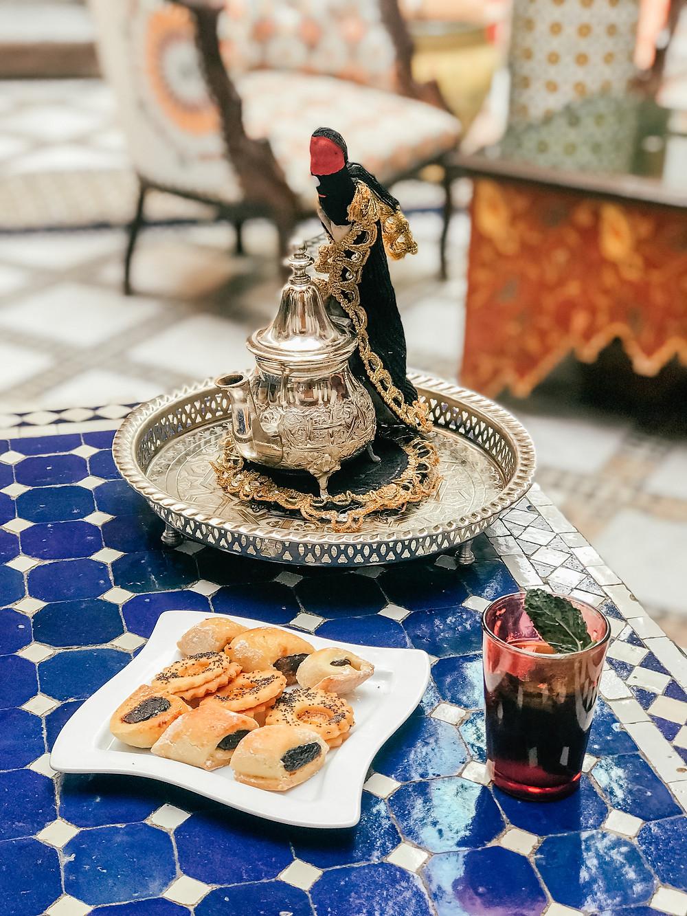 Mint Tea | Fes | A Guide to Morocco | A Style Alike