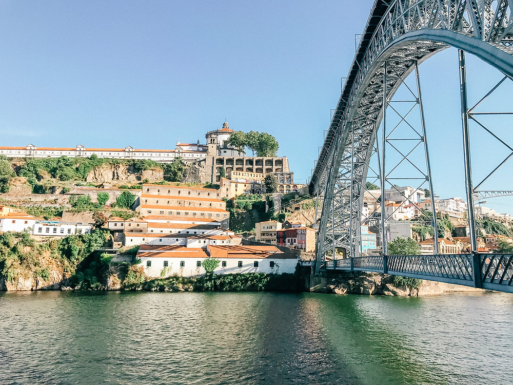 Luis I Bridge | A Guide to Porto | Travel | A Style Alike