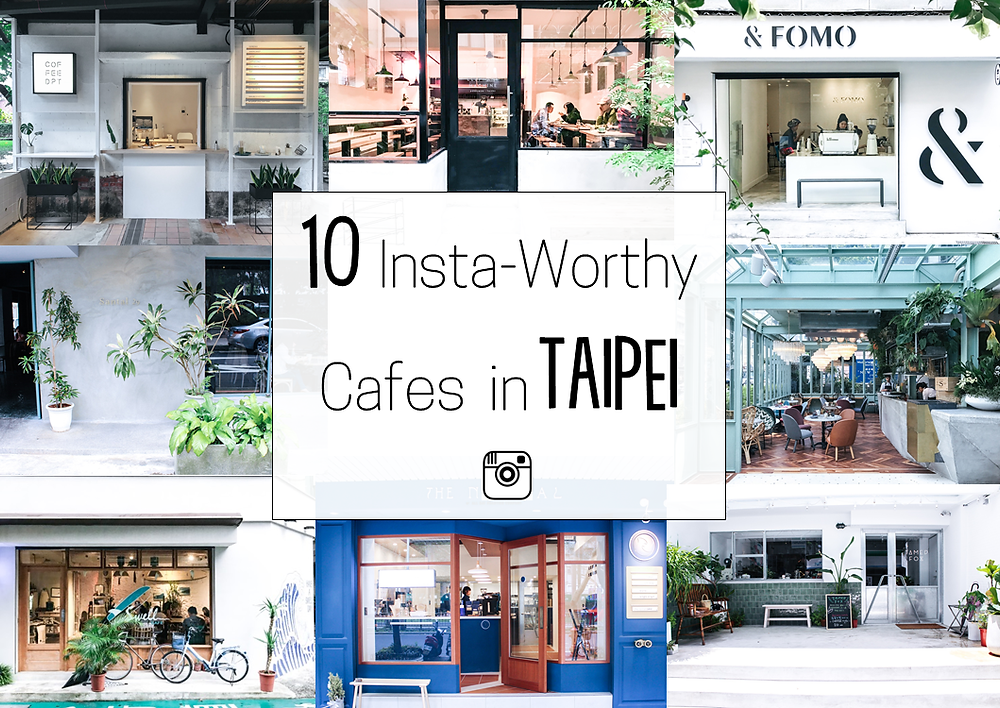 10 Insta-Worthy Cafes to Visit in Taipei | A Style Alike