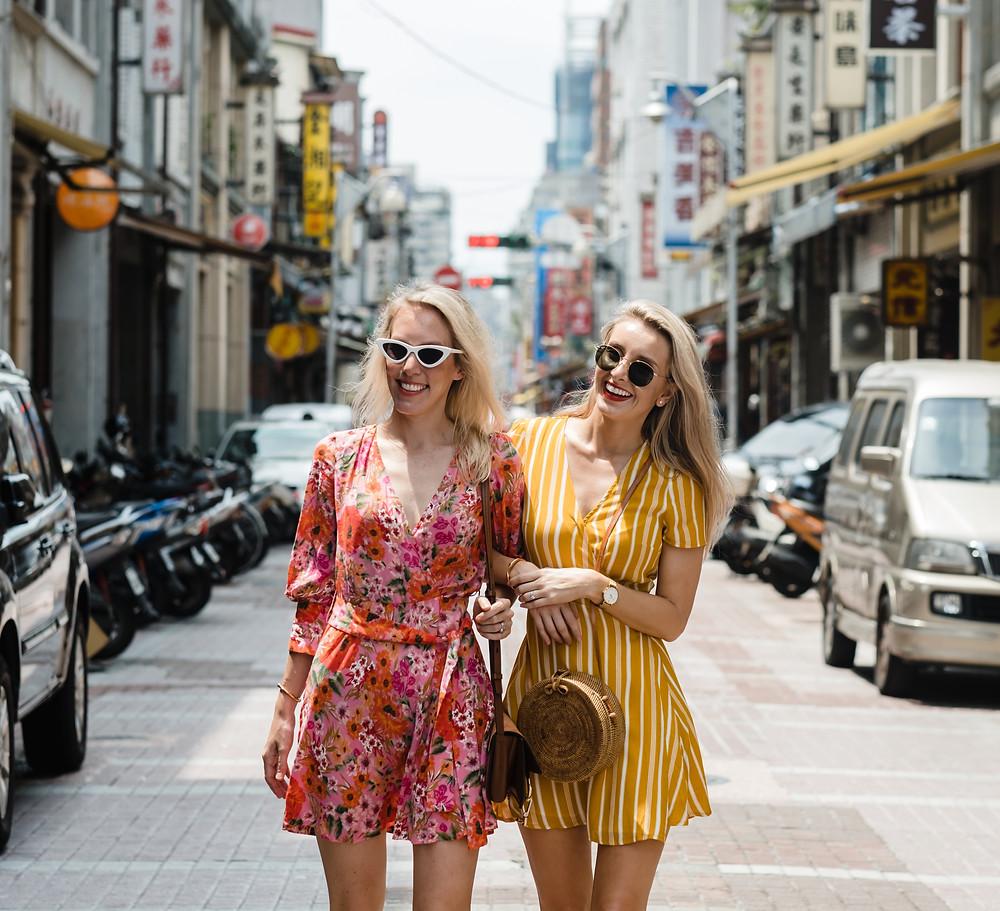 Dihua Street | 14 Popular Instagram Spots in Taipei | Travel | A Style Alike