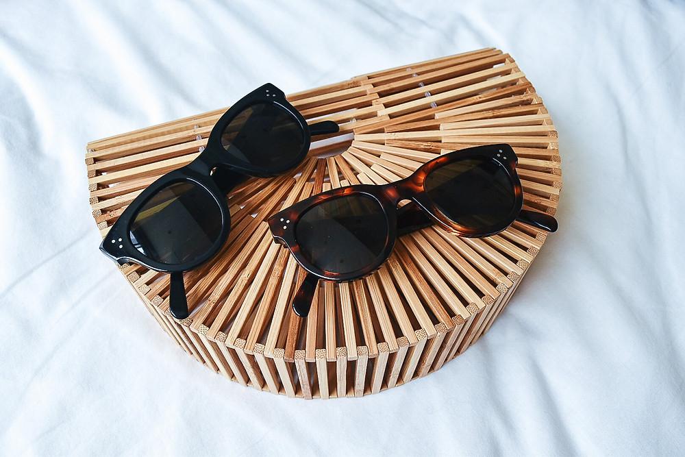 CELINE Baby Audrey sunglasses