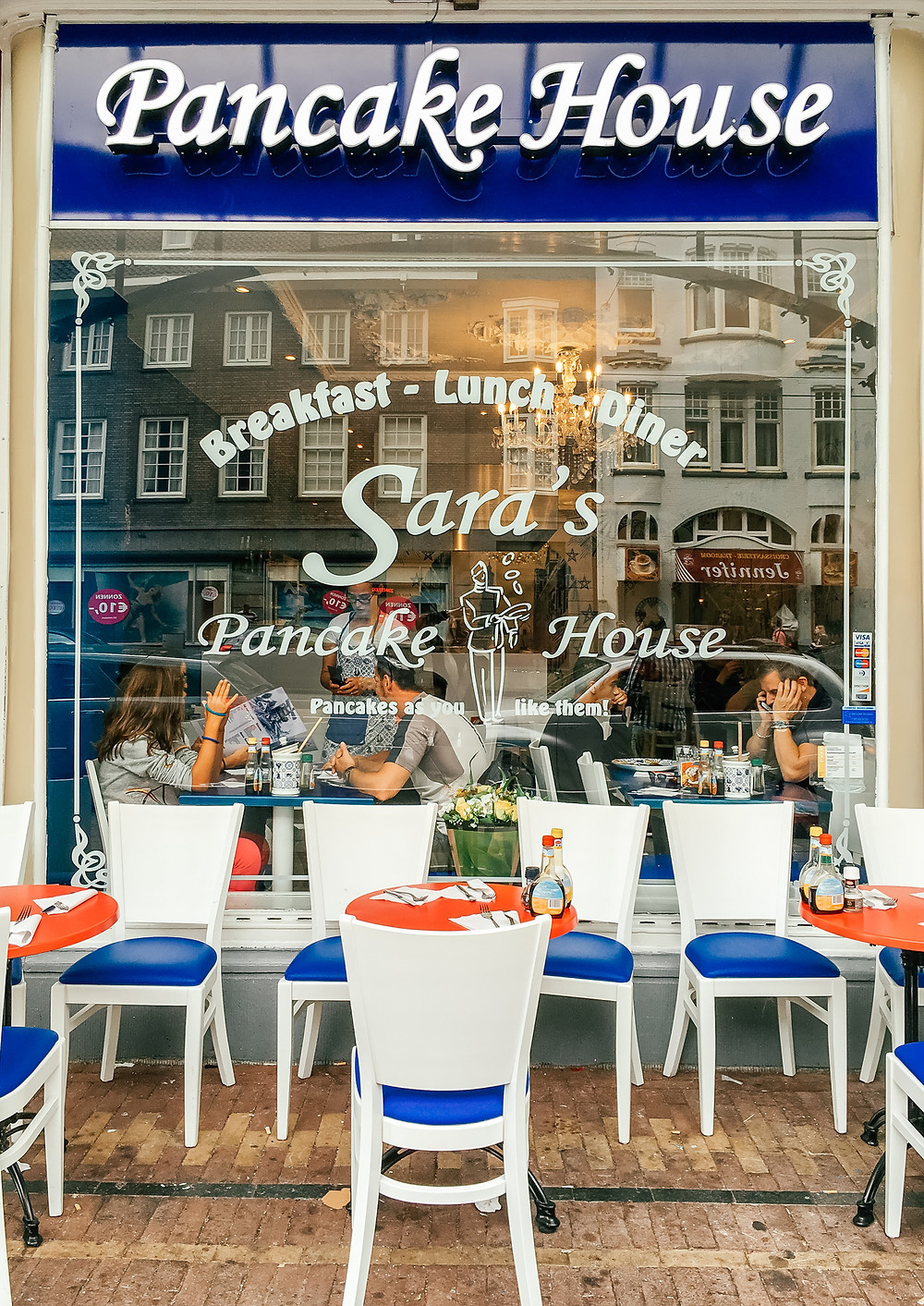 Amsterdam Sara's Pancake House. A Guide to Amsterdam l A Style Alike