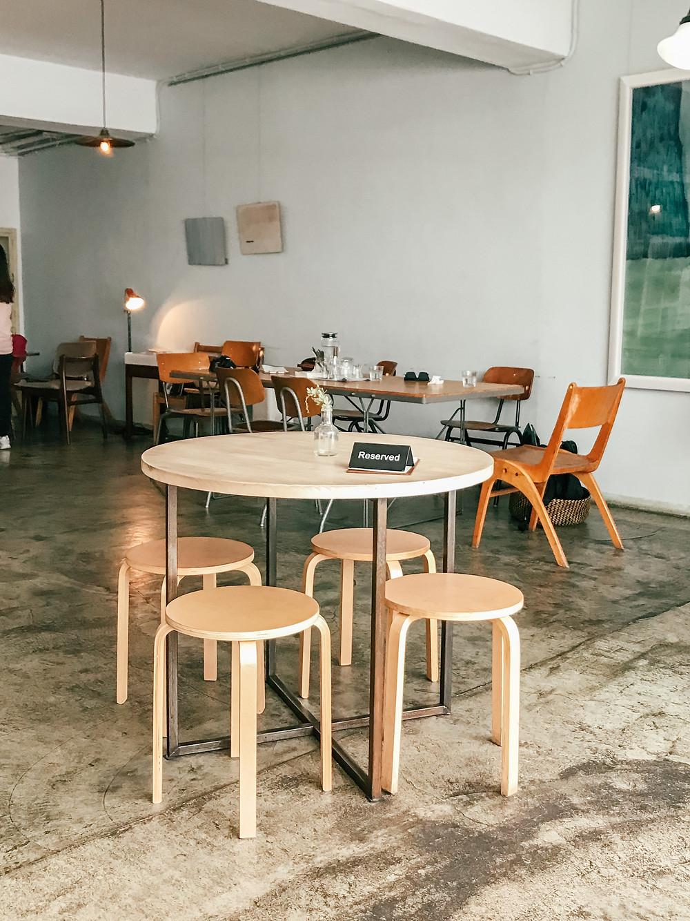 Flügel Studio l Taipei Cafe l A Style Alike