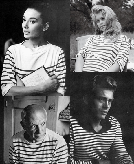Iconic Breton Striped Shirts
