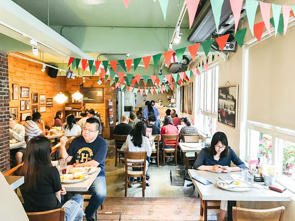 theDiner 樂子瑞安店 (Rui'An) | Taipei | A Style Alike