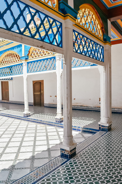 Bahia Palace | Marrakech | A Guide to Morocco | A Style Alike