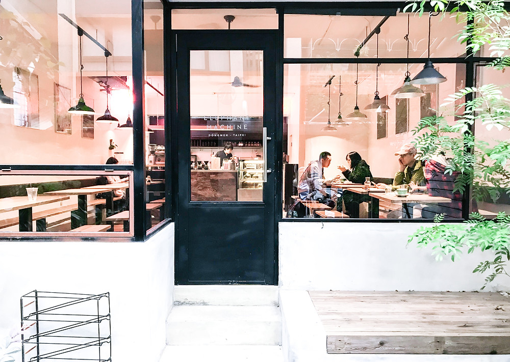 Elephant Machine Coffee | 10 Insta-Worthy Cafes to Visit in Taipei | A Style Alike