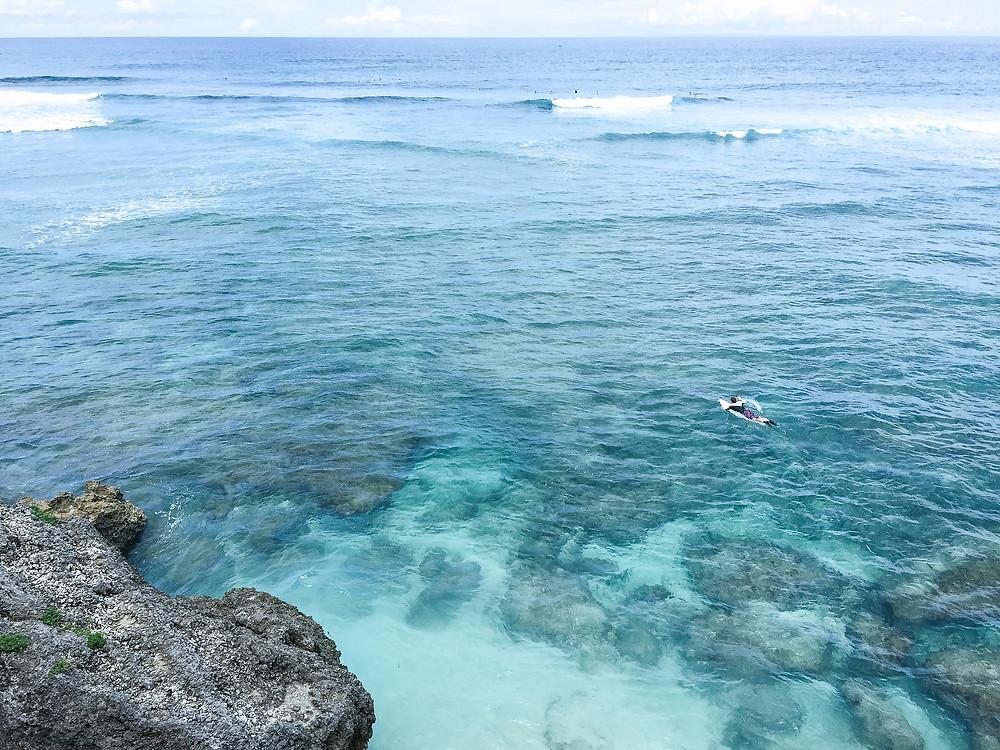 Uluwatu Blue Point Beach