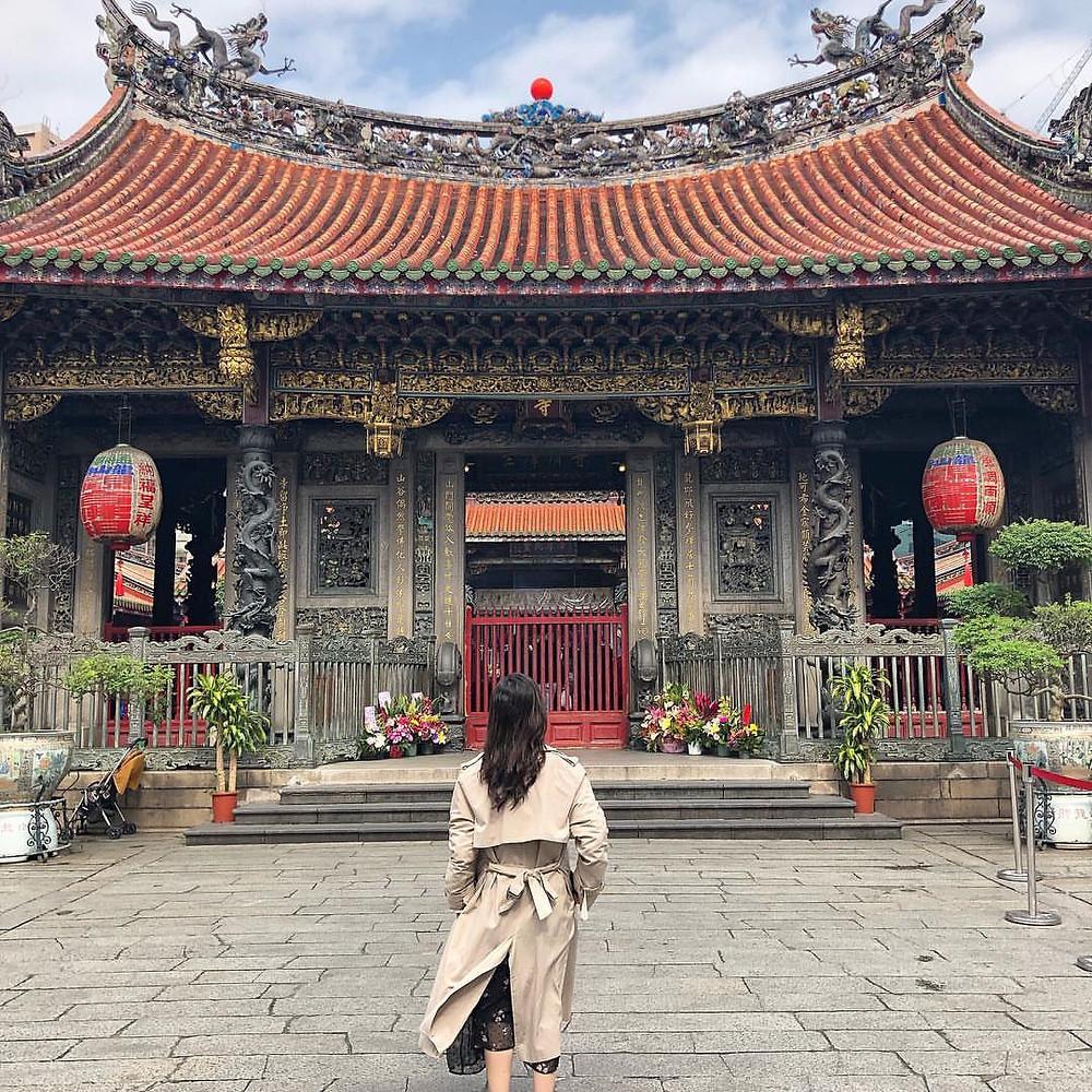 Longshan Temple | 14 Popular Instagram Spots in Taipei | Travel | A Style Alike