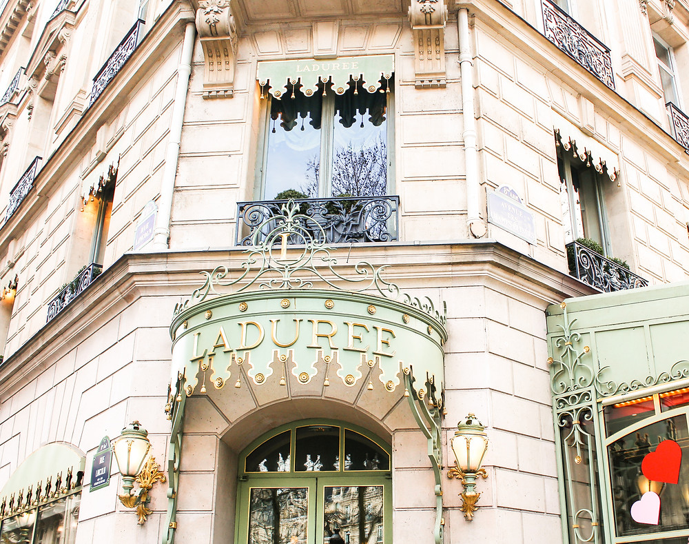 Ladurée Flagship ParisbA Guide to Paris l Travel Guide Paris l Week in Paris l A Style Alike