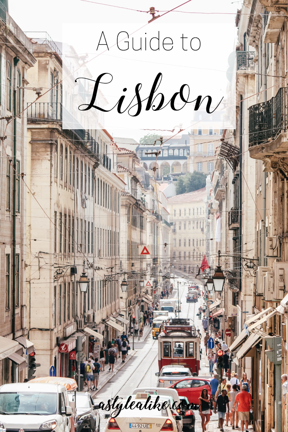 A Guide to Lisbon l A Style Alike l Travel l 3 Days in Lisbon