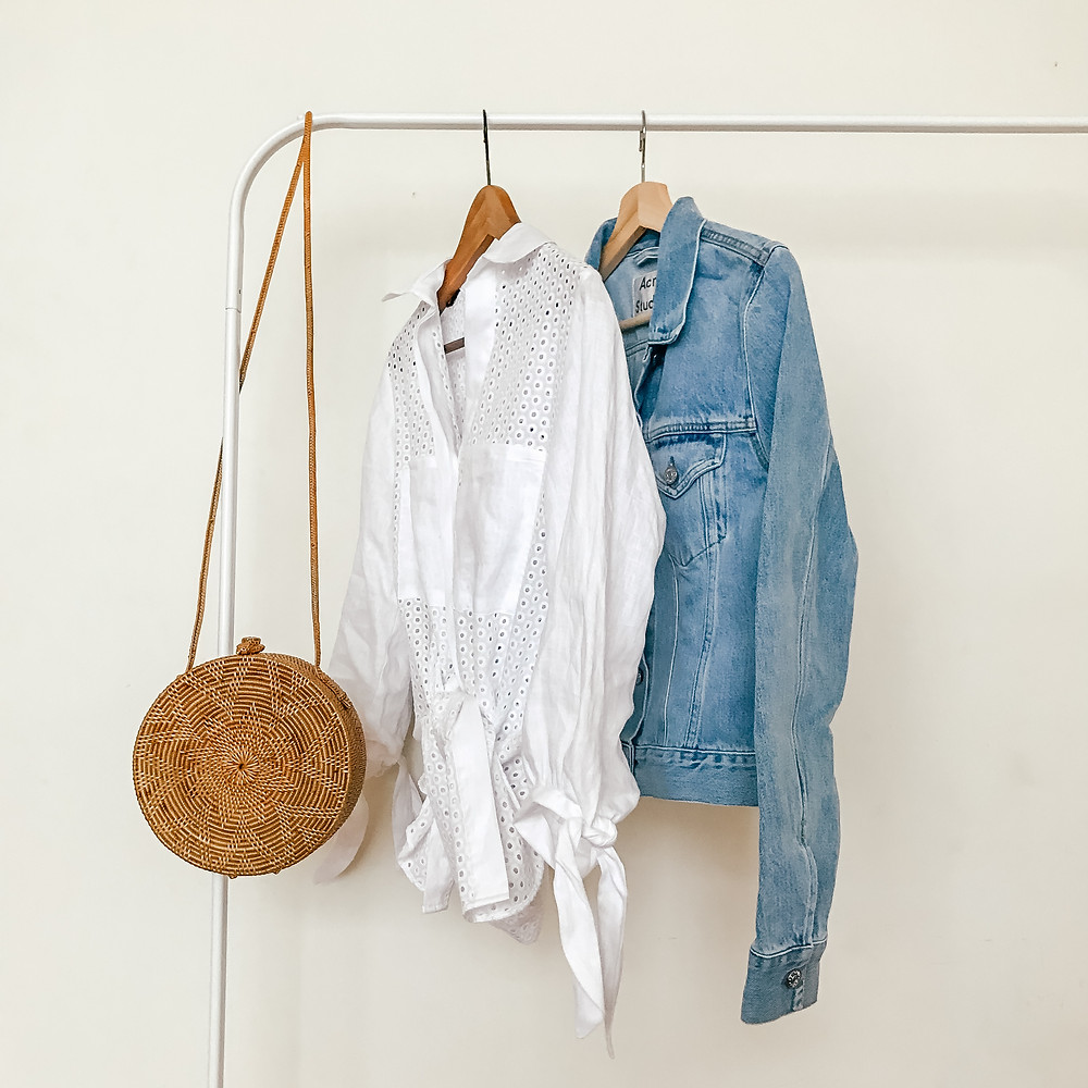 Spring/Summer Must-Haves l Fashion l Denim Jacket l A Style Alike