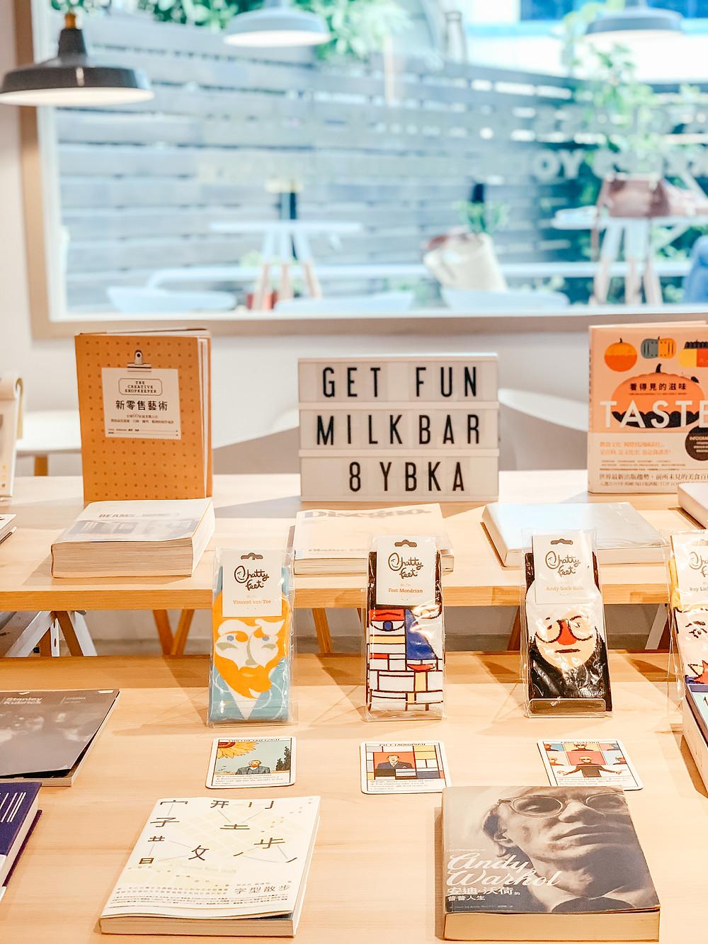 Milk Bar by BKA l Taipei Cafe l A Style Alike