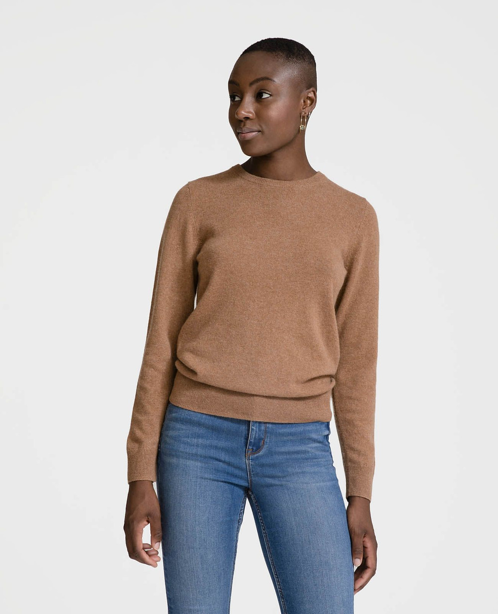 GRANA Mongolian Cashmere Sweater | 20 Cozy Knits for Fall 2018 | Fashion | A Style Alike