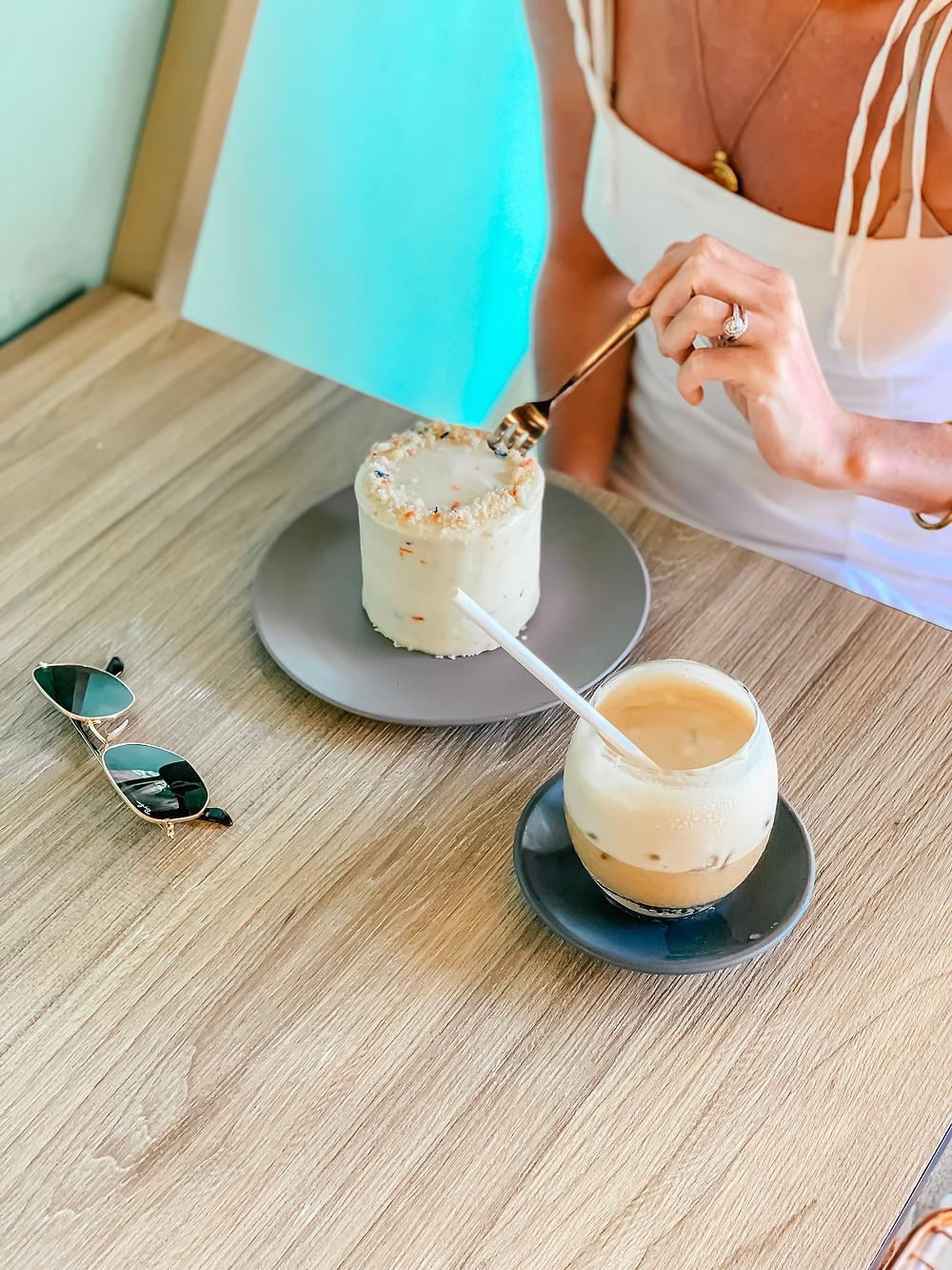 Little Wave l Boracay Cafe l A Style Alike