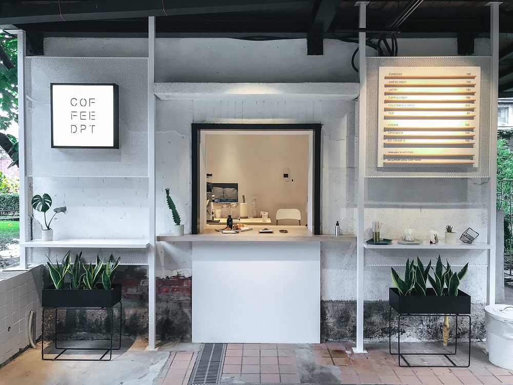 COFFEE DPT | 10 Insta-Worthy Cafes to Visit in Taipei | A Style Alike