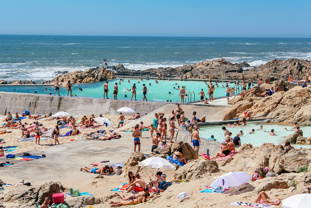 Piscina das Mares | A Guide to Porto | Travel | A Style Alike