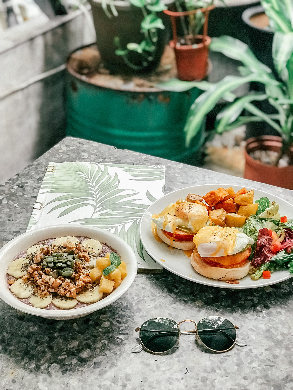 HERBAN Kitchen and Bar | 7 Taipei Brunch Spots with Outdoor Seating | Food | A Style Alike